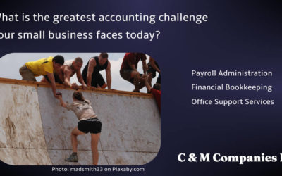 What is your greatest accounting challenge?